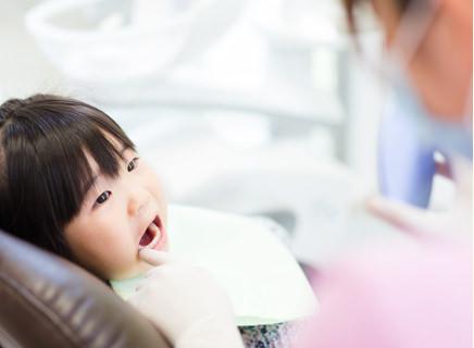 虫歯に強い歯を作るフッ素